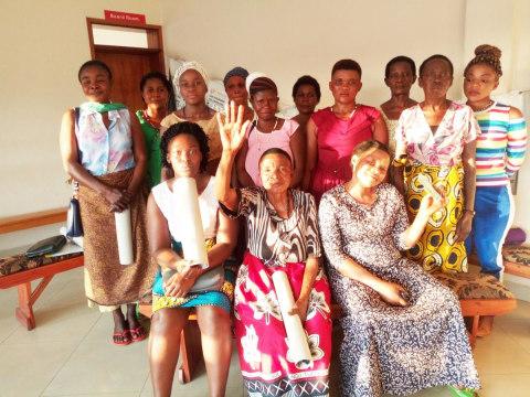 photo of Tweheyo Humya Women Group