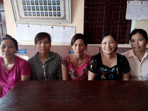 photo of Overcome Challenge Group