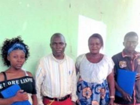 photo of Famille Masumbuko Group