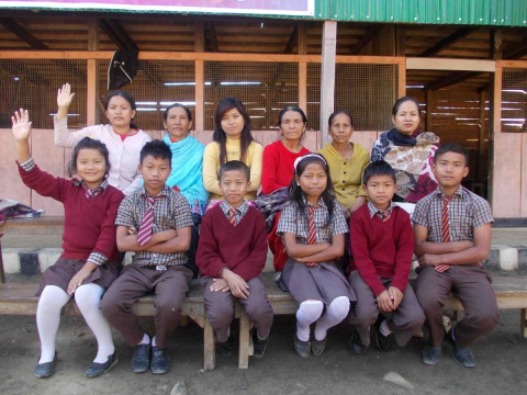 photo of Diamond Sower Academy Group (D)