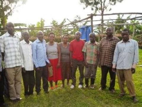 photo of Kazindiro Tukore Group