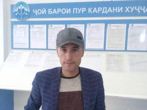 photo of Fakhriyor