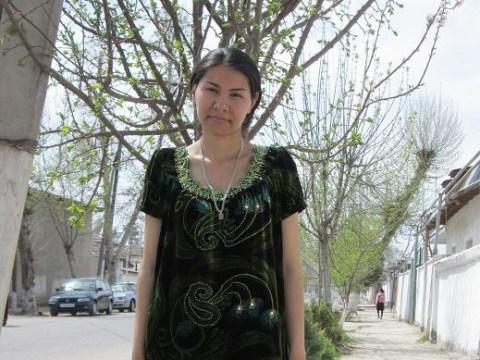 photo of Ziyoda