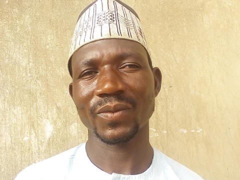 photo of Aliyu