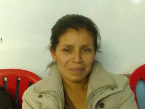 photo of Lizeth