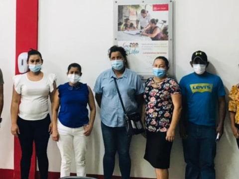 photo of Grupo De Mujeres Arlen Siu Group