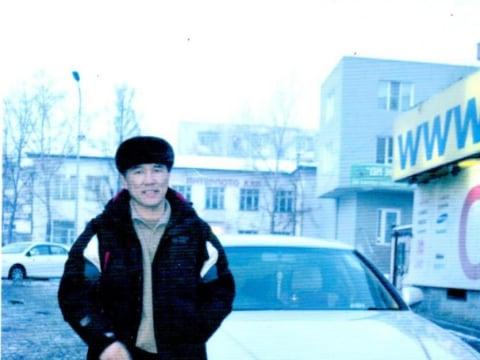 photo of Lhagvasuren