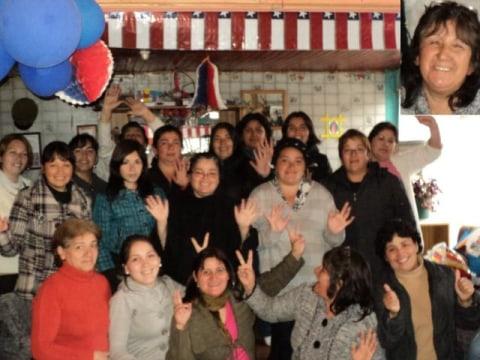 photo of Las Esforzadas Group