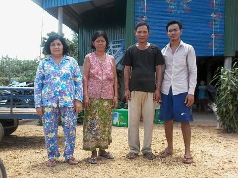 photo of Sokheng's Group