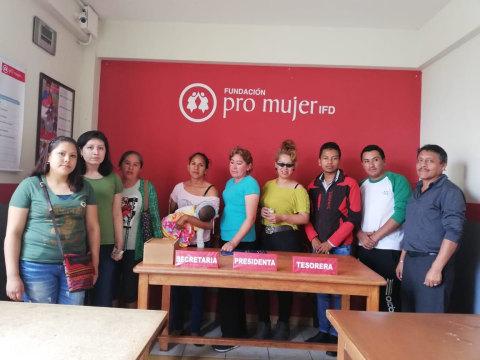 photo of Las Brujitas Coraca Group