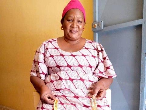 photo of Salimata