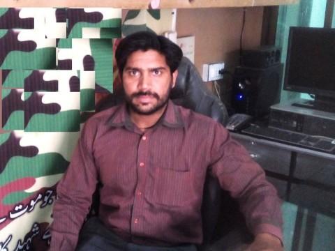 photo of Azeem