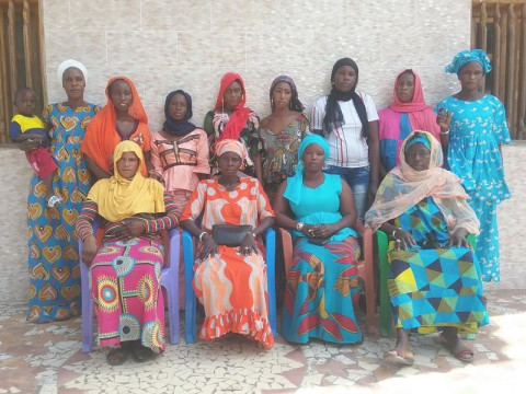 photo of Gpf Darou Khoudoss Diobe Group