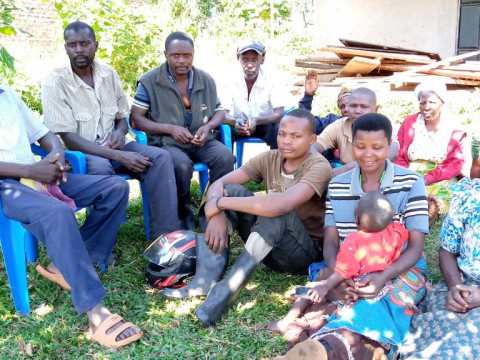 photo of Nyamirembe Tweyombeke Group