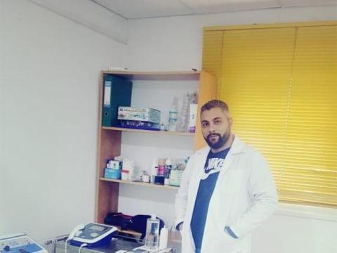 photo of Abdul-Rahman