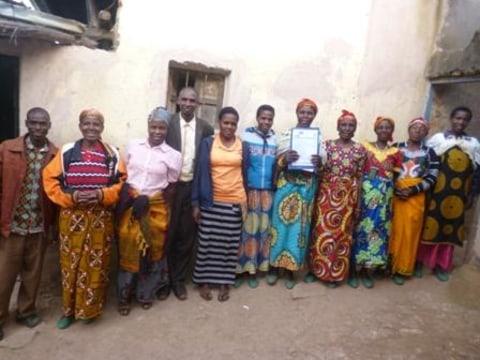 photo of Twitezimbere Gatebe Group