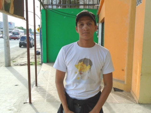 photo of Bryan Javier