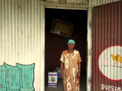 photo of Bidala Abdalla
