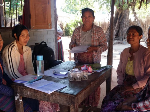 photo of Thea Kan-3 (B) Village Group