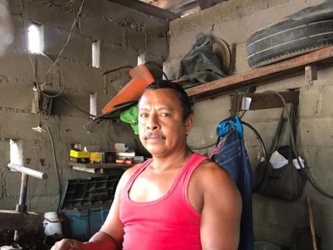 photo of Marvin Antonio
