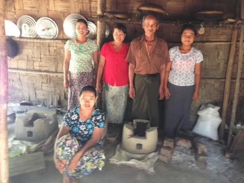 photo of Hmaw Bi Village Group 2