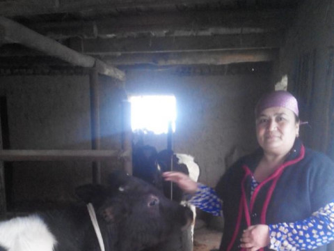 photo of Ozoda