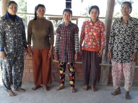 photo of Sokkheng's Group
