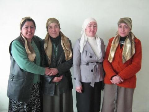 photo of Kunduzkan Eratova's Group