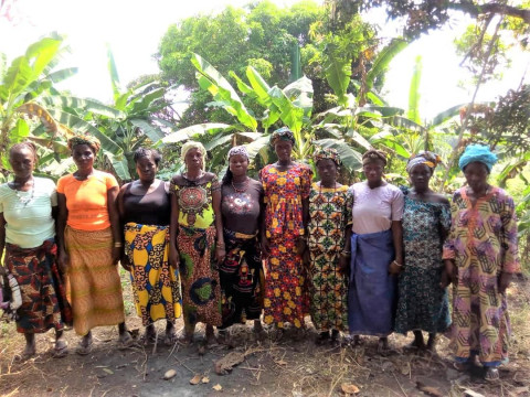 photo of Amie's Best Female Farmers Group