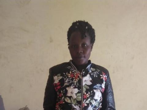 photo of Florence Tiyalo