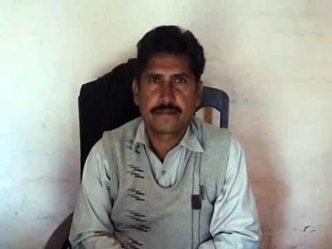 photo of Jamshaid