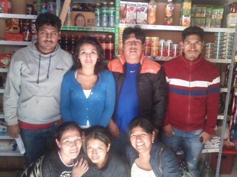 photo of Angela's Group