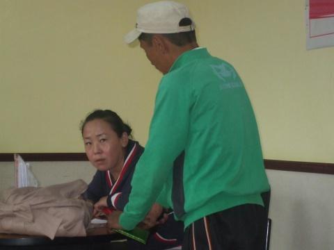 photo of Munhchimeg