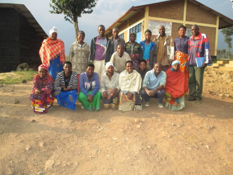 photo of Tujyimbere Agric Group