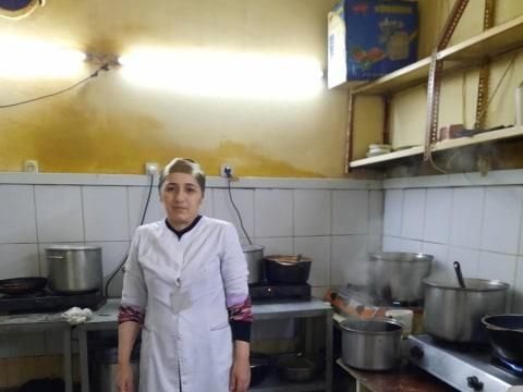 photo of Ruhshona