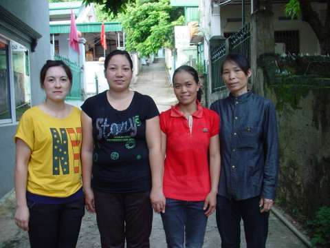 photo of Nguyen Hanh's Group