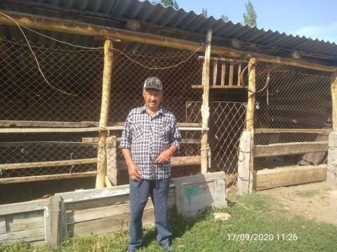 photo of Asylbek