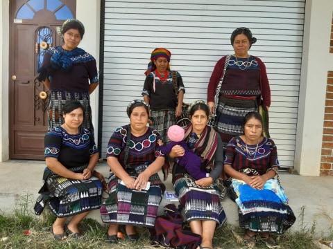 photo of Xebalanguac Tercero Group