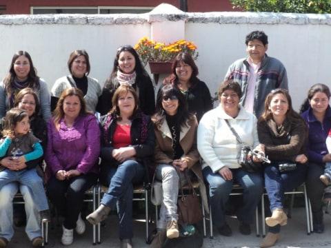 photo of Santa Teresita Group