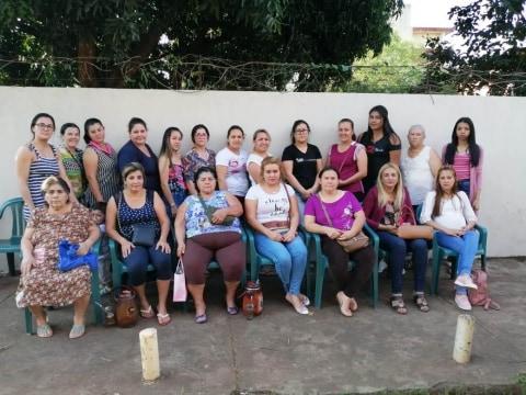 photo of Las Leonas Guerreras Group
