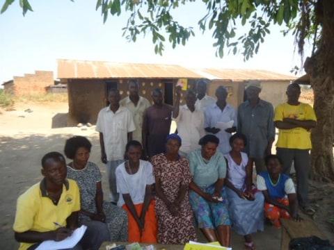 photo of Nyakyanika 11 Women Group