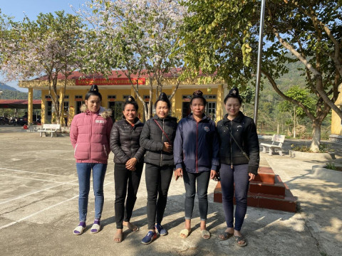 photo of He Muong 19 Group