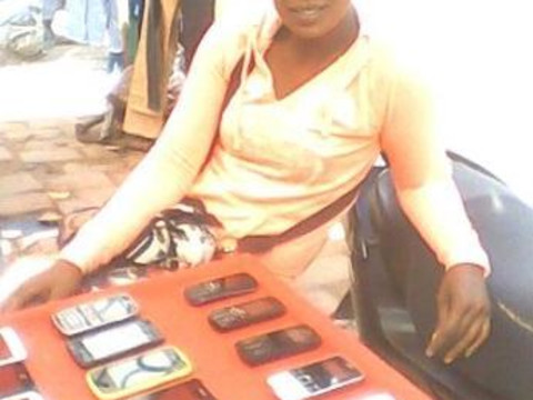 photo of Faramalala Tiana Elysa