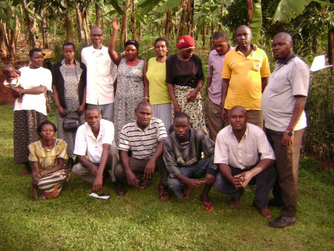 photo of Katungamo Women's Voice- Group