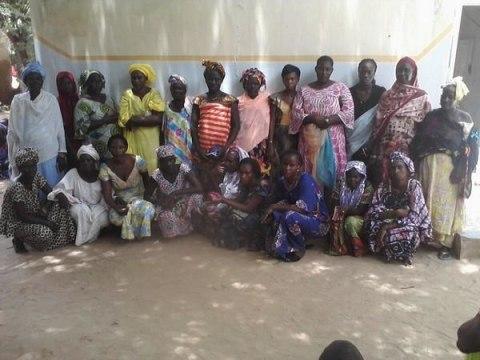 photo of Mbayang's Group
