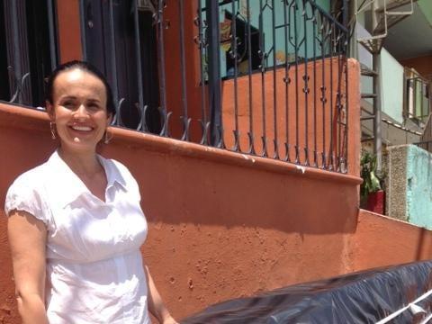 photo of Angela Maria