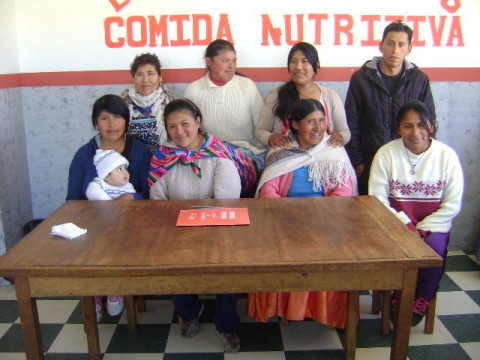 photo of Maripositas De Collpani Group