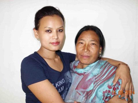 photo of Malemnganbi Chanu