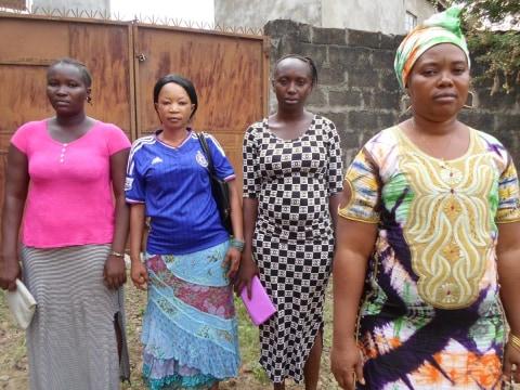 photo of Salone Girls Group