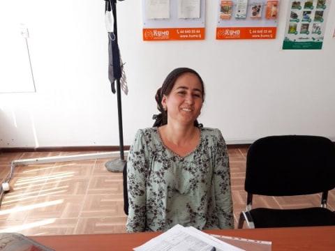 photo of Najyba